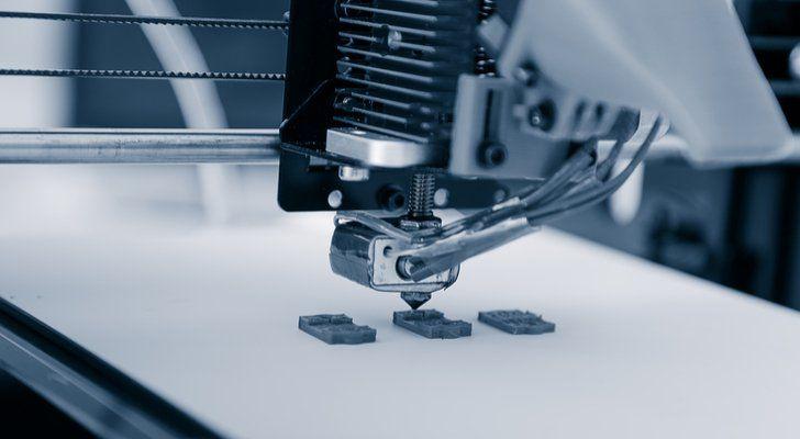 cos'è la prototipazione rapida 3D